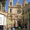 Kathedrale in Malaga